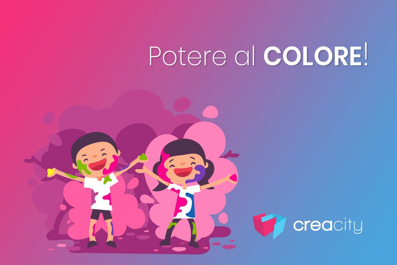 Grafica web: come azzeccare i colori giusti
