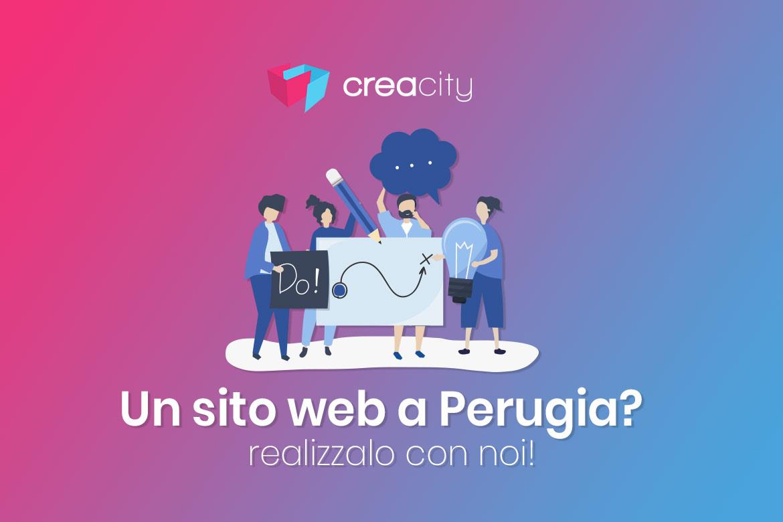 sito web a perugia