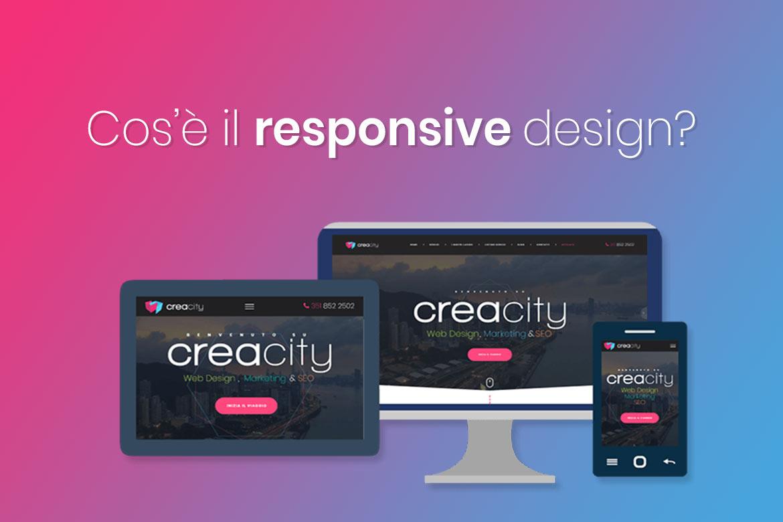 responsive web design cos'è